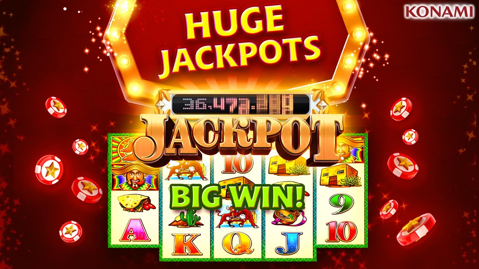 slots game for android
