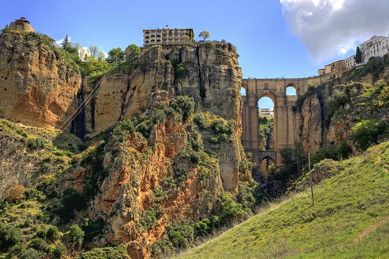 pueblo de Málaga: Ronda