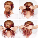 Hairstyles Step by Step 2019 icon