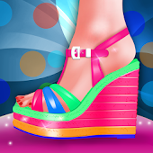 Shoe Maker Girls Game