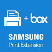 Print Extension for box