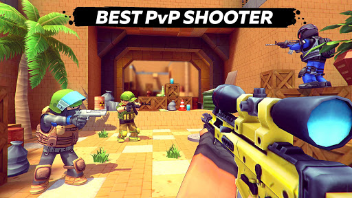 KUBOOM 3D: FPS Shooter screenshots apkspray 7