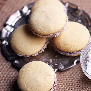 Alfajores Cookies.