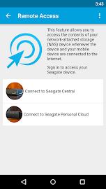 Seagate Media™ app Screenshot 6