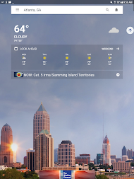 Weather - The Weather Channel APK screenshot thumbnail 15