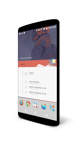 The ROX Kollection V2 app for Android screenshot