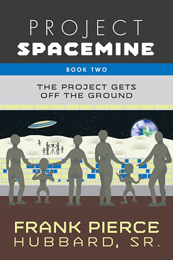 Project Spacemine cover