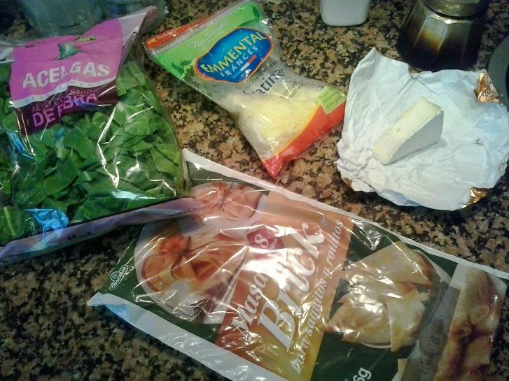 Aquí tenemos todos los ingredientes necesarios.