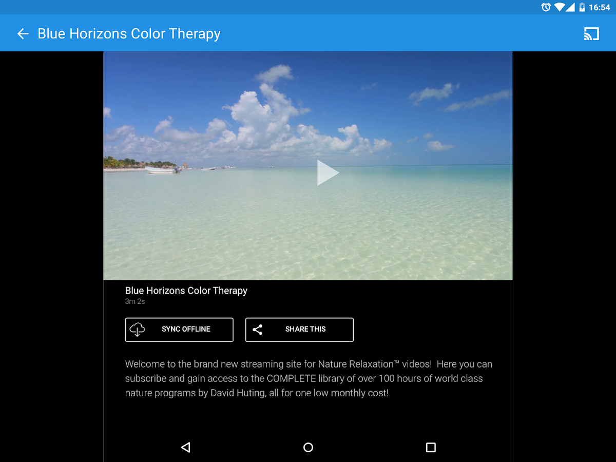Nature Relaxation On-Demand- screenshot