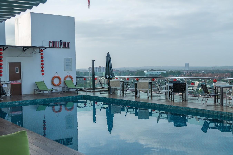 Travel Blog: Johor Bahru Amerin Hotel Review