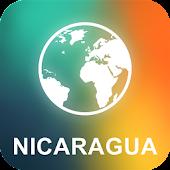 Nicaragua Offline Map