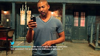 Charles Michael Davis in the Big Easy