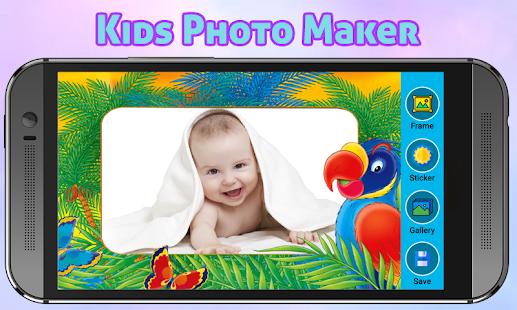 Kids Photo Maker - náhled