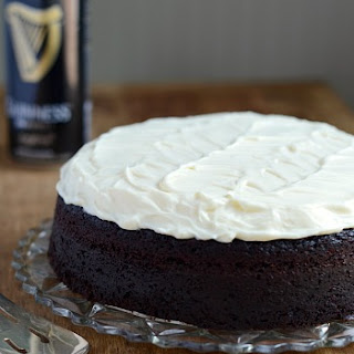 Chocolate Guinness Cake and the Dreaded Springform Pan