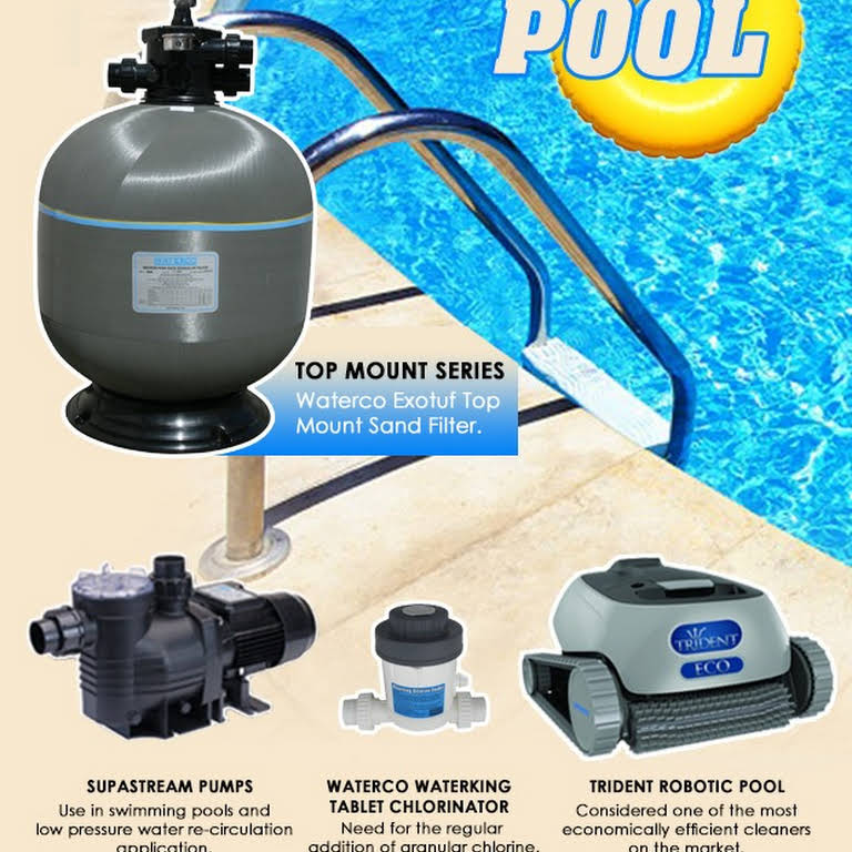 WATERSHOPPE KELANTAN - Swimming Pool Equipment Store, Kota Bharu