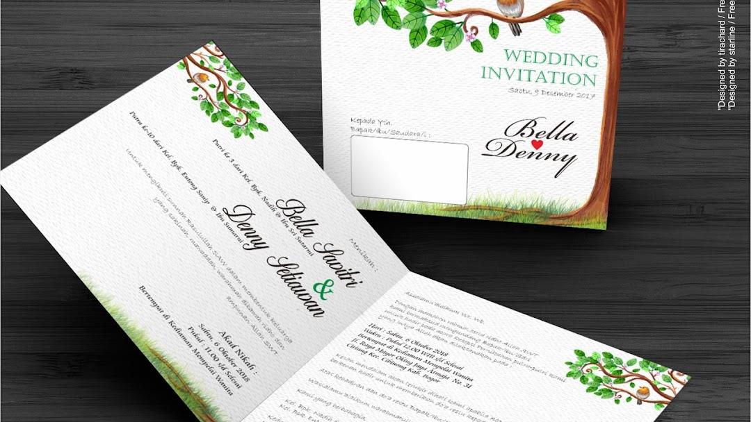 440 Gambar Desain Undangan Pernikahan Unik Di Bogor Gratis Terbaru Unduh Gratis