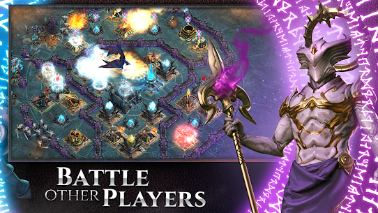 Rival Kingdoms: The Endless Night mod apk download for android 2