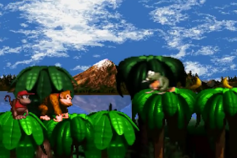 Donkey Kong Country 4 Hinto