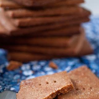 Brown Sugar Graham Crackers