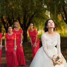 Wedding photographer Evgeniya Bulgakova (evgenijabu). Photo of 29.10.2015