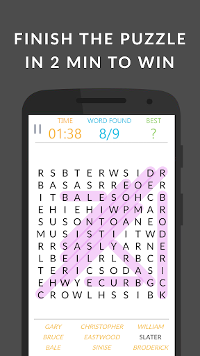 玩免費拼字APP|下載Word Search New - Free Puzzles app不用錢|硬是要APP