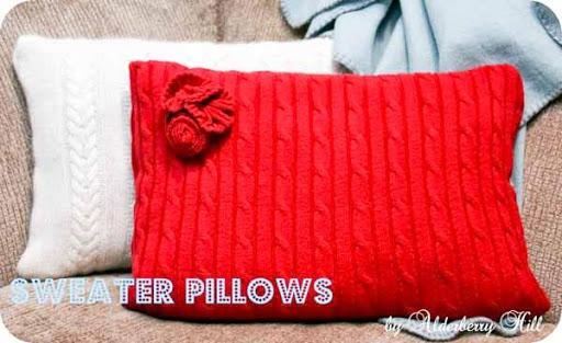 DIY装饰枕头设计