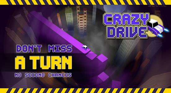Crazy Drive™ screenshot 5