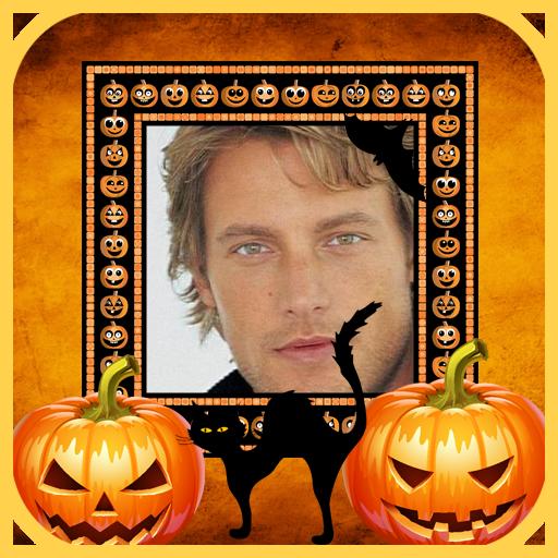 Halloween Day Photo Frames 攝影 App LOGO-硬是要APP