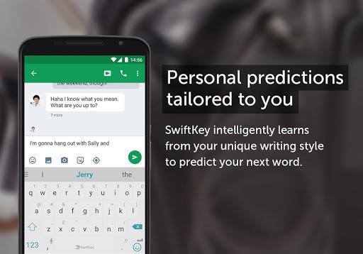 SwiftKey Keyboard screenshot 1