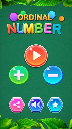 Number Ordinal: Kid Math  screenshots 3