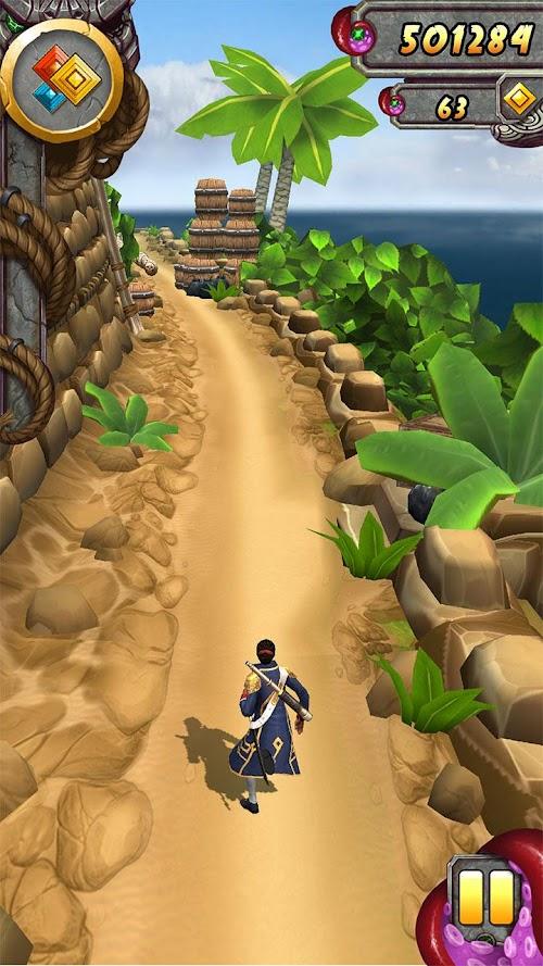 Screenshot 2 Temple Run 2 1.53.2 APK MOD