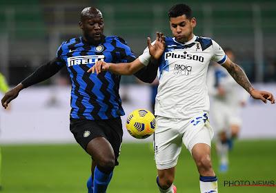 🎥 Serie A : L'Inter et Romelu Lukaku poursuivent leur belle série contre l'Atalanta