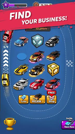 Merge Battle Car: Best Idle Clicker Tycoon game 1.0.90 screenshots 3