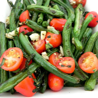 Italian Roasted Green Beans