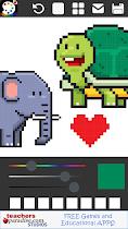 Draw Pixels - Pixel Art Game - screenshot thumbnail 10