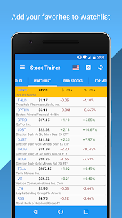 Stock Trainer: Virtual Trading- screenshot thumbnail