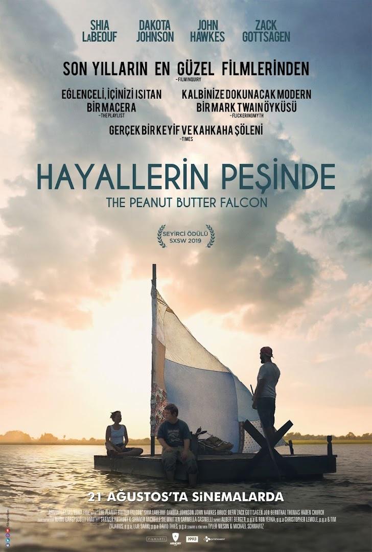 Hayallerin Peşinde - Peanut Butter Falcon (2020)