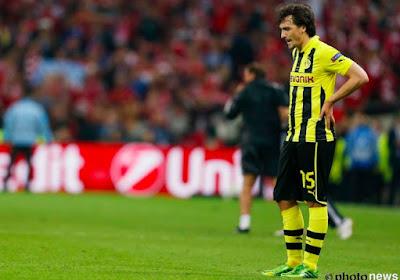 Hummels keert terug naar Dortmund, maar kon op veel belangstelling van Manchester United rekenen