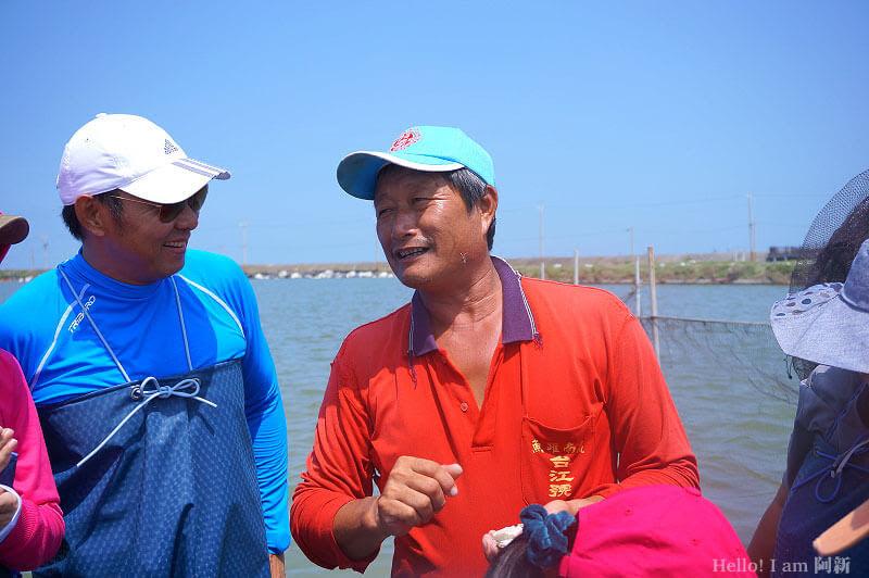 台江攜遊記之半日漁夫鮮體驗-26