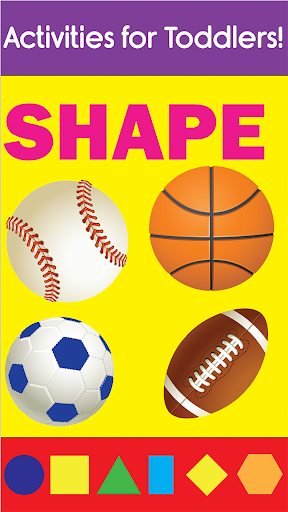 Shapes Recognition Match Games