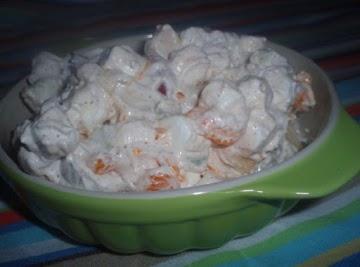 Heavenly Hash Fruit Salad Recipe
