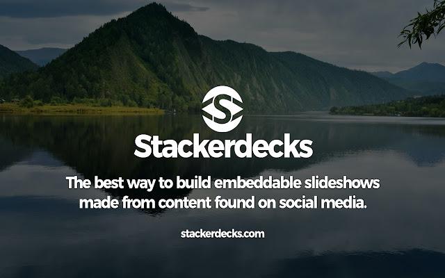 Stackerdecks