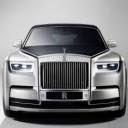 Rolls Royce Phantom New Tab Theme