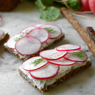 Pumpernickel Tea Sandwiches Recipes.