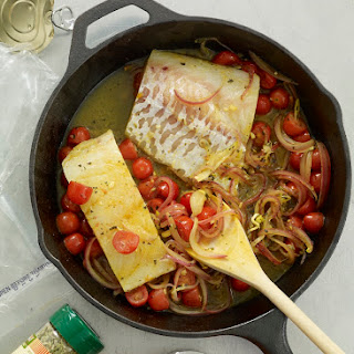 Easy Coconut Curry Fish