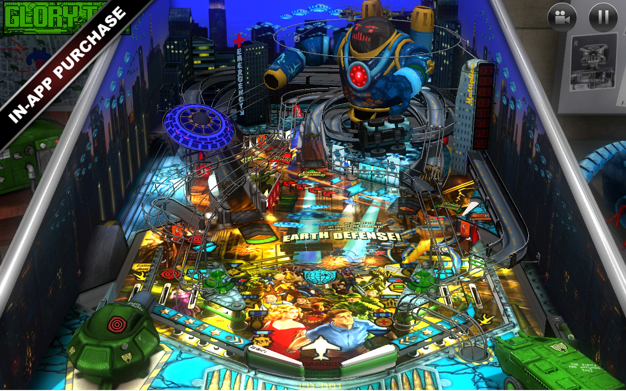 Zen pinball android tables