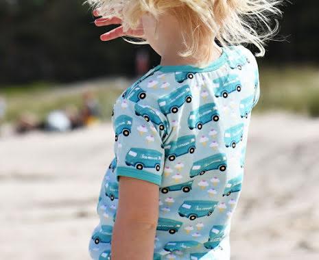 Sture & Lisa T-shirt Ice Cream Truck