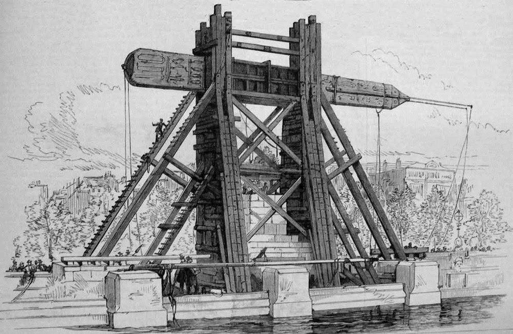 Agulhas de Cleópatra, os obeliscos do Egito Antigo