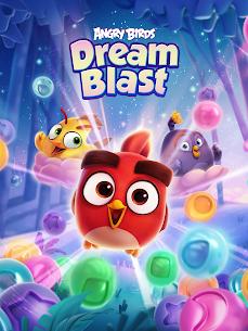 Angry Birds Dream Blast Apk Mod Dinheiro + Vida Infintos 10
