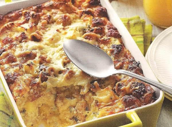 Alsatian Breakfast Sausage Casserole Recipe